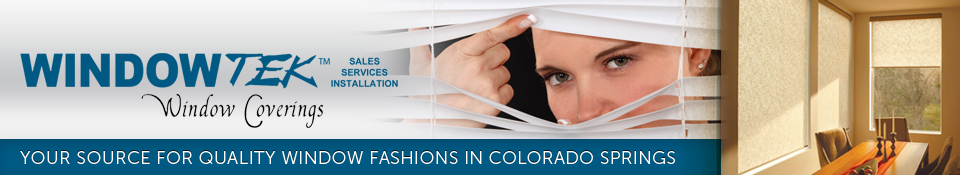 Blinds Colorado Springs